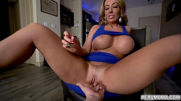 Mom discovers she was fucked by stepson but shes turned on!