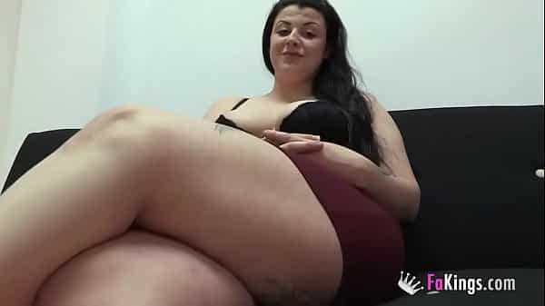 An ode to the curvy woman. Yaman the impaler c. on Maria's enormous ass and boobs